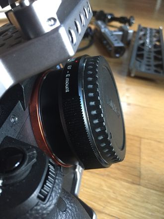 Metabones Canon EF Lens to Sony E Mount(Mark IV)