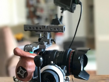 Rent: Sony A7SII,Metabones,Cage,Monitor, FFocus, V-Mnt Battery