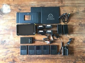 Rent: ATOMOS Shogun Flame 4k Monitor Recorder - Brand New