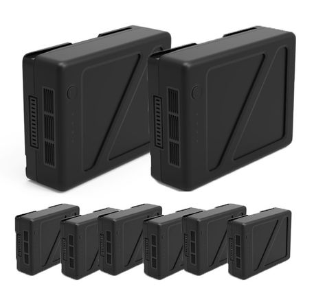 10 x DJI TB50 Battery for Inspire 2  and Ronin 2 w/ charger