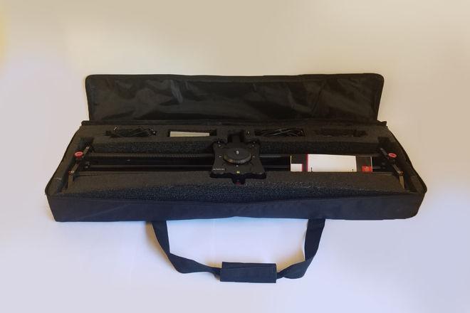 Andoer GP-80QD 2.6ft  Carbon Fiber Motorized Slider