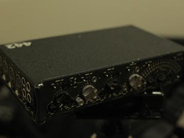 Rent: Sound Devices 442 Field Mixer w/ Portabrace Case
