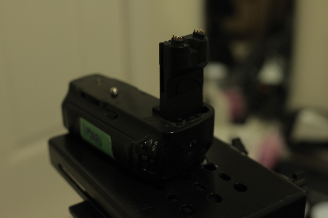 Canon 5D MKII Battery Grip