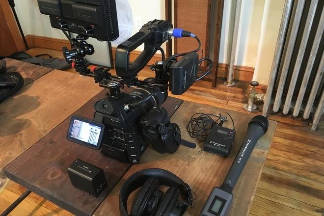 Canon C100 Event Kit