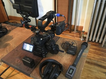 Canon C100 Event Kit