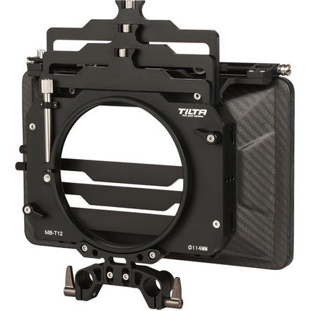 Tilta MB-T12 Clamp-on/Lightweight 4x5 Matte Box