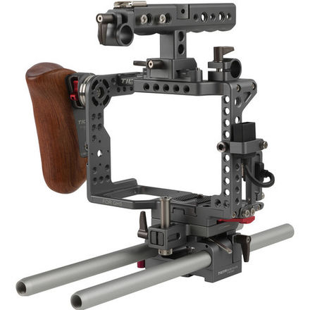 TILTA ES-T37-A  Lightweight rig Cage for GH5, GH4, A7SII