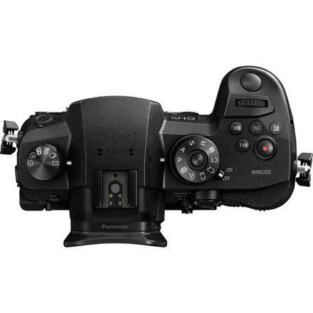GH5 Mirrorless Micro Four Thirds Digital Camera