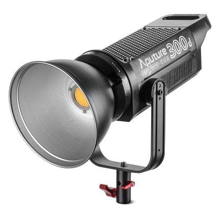 Aputure (3 Lights) LS C300d, LS-1 Lightpanel, LS-120D II