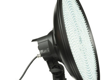 3-piece dimmable LED kit (daylight balanced)