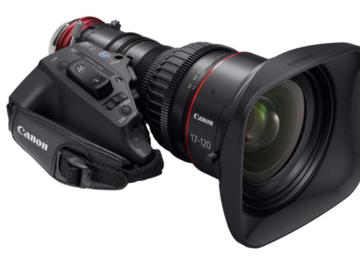 Rent: Cine Servo 17-120mm EF (w/ accessories)