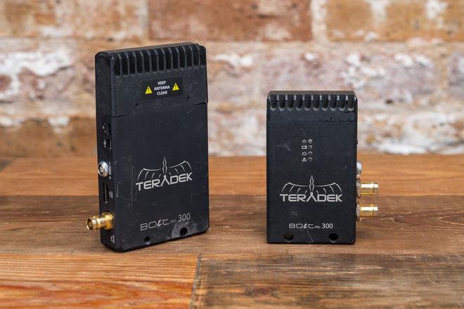 Teradek Bolt Pro 300 3G-SDI Wireless TX/RX Set