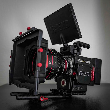 RED Helium 8K S35 PACKAGE