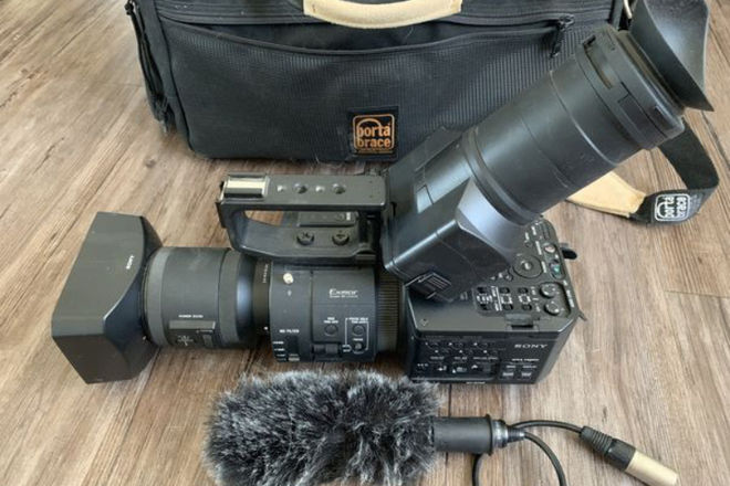 Sony fs700 ready to shoot pack