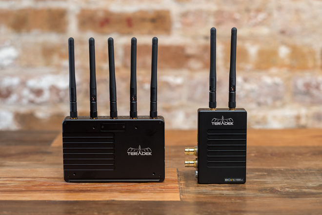 Teradek Bolt 1000 XT 3G-SDI/HDMI Video Transceiver Set