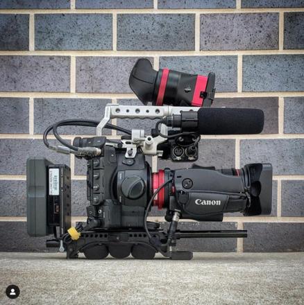 Canon C300 Mk1 Documentary Kit