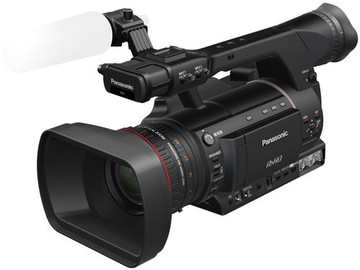 Rent: Panasonic HPX 250