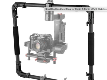 SmallRig Handheld Ring for Ronin & Ronin M/MX Stabilizers