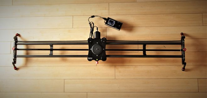 "GVM 51""  Motorized Slider"