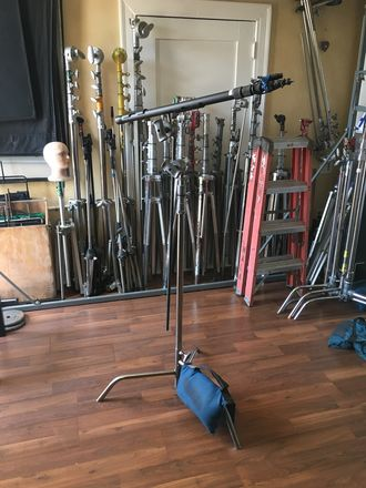K-Tek Avalon Boom Pole 9'Package w/ Stand/Shockmount/Cradle