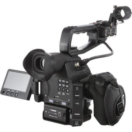 Three Canon C100 Mark II Cameras + Three lenses & Extras