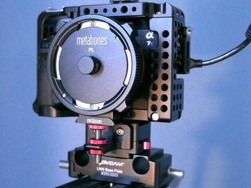 Rent: Sony A7S II Body/Metabones EF/Metabones PL Kit