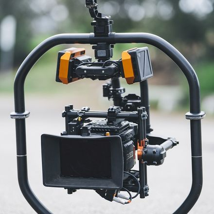 Movi Pro Gimbal with Ignite Digi upgrade & 6 TB50 Batteries