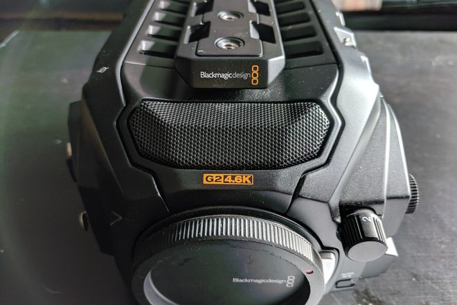 Blackmagic URSA Mini Pro Gen 2