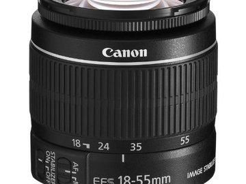 Rent: Canon EF-S 18-55mm f/3.5-5.6 IS II SLR Standard Autofocus Zo