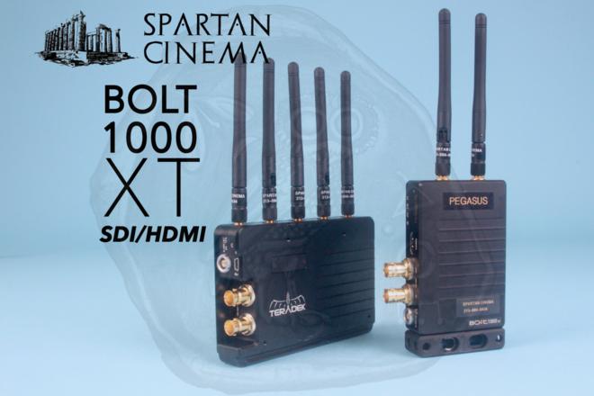 Teradek Bolt 1000 XT 1:1 SDI/HDMI Transceiver Set Wireless