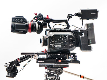 Rent: Sony FS7 Cinema Rig