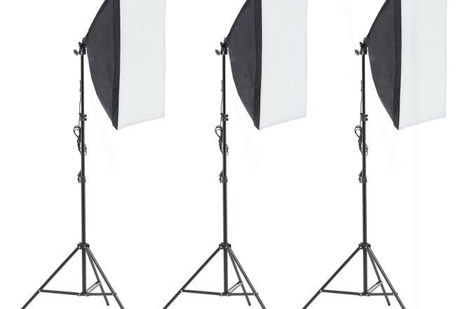 Lighting package for indie filmmakers