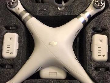 Rent: DJI Phantom 3 Advanced 2.7k w/4 batteries and ND Filters