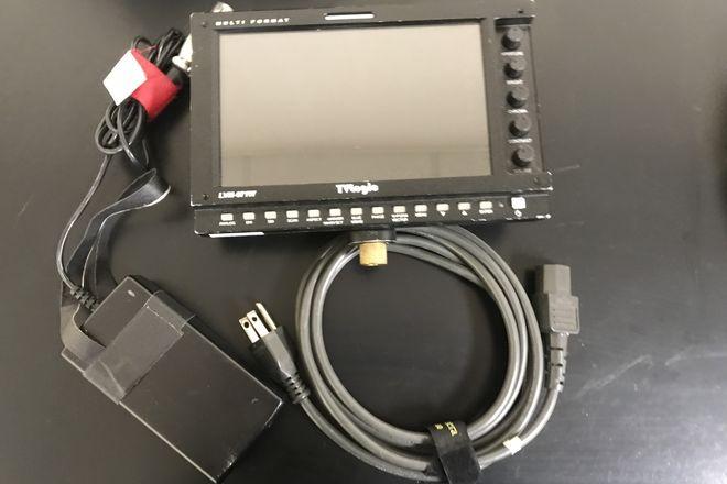 """TV Logic LVM-074W 7"""" SDI Monitor"""