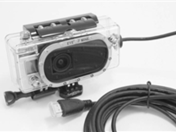 Rent: Housing with HDMI video out for GoPro 3/4