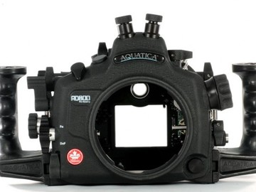 Rent: AQUATICA HOUSING for Nikon D800