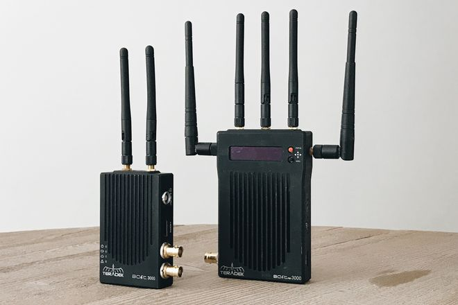 Teradek Bolt 3000 3G-SDI/HDMI Video Transceiver Set
