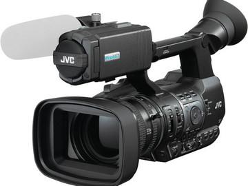 Rent: JVC HM600