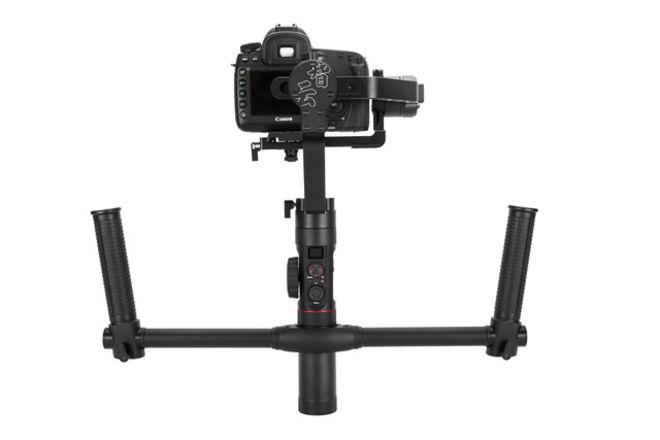 Zhiyun Crane 2 + Sony a7RII + Sony 24mm f1.4