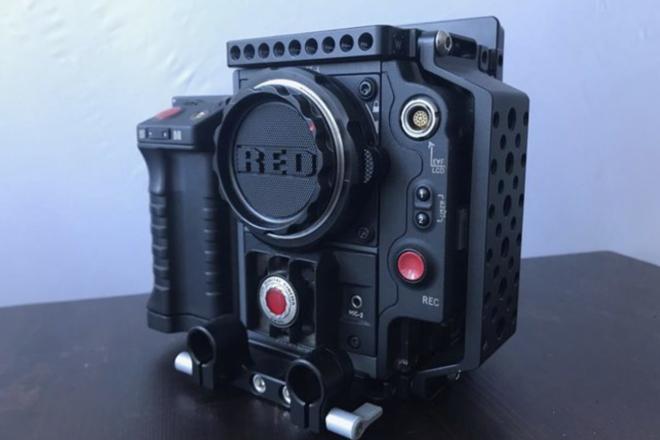 RED Scarlet-X 5K Camera Package