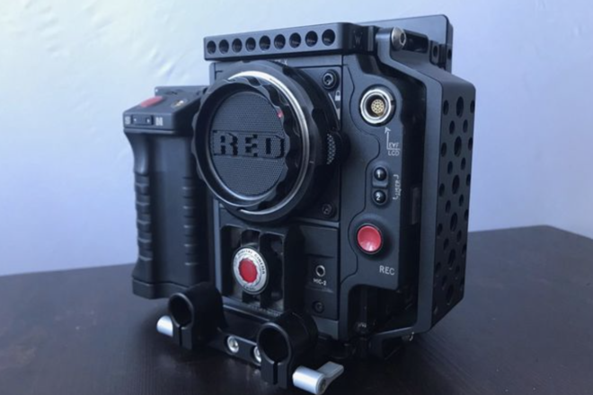 RED Scarlet-X 5K Camera Package