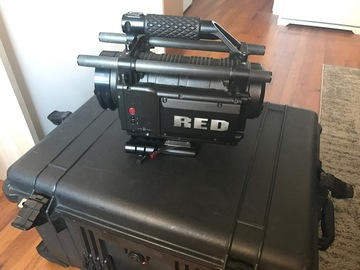 Rent: RED ONE MX Full Kit