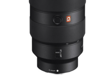 Rent: Sony FE 24-70mm f/2.8 GM Lens with ND Filter