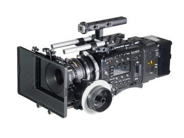 Rent: Sony PMW F5 4K RAW kit (PL or EF) with Arri Matte