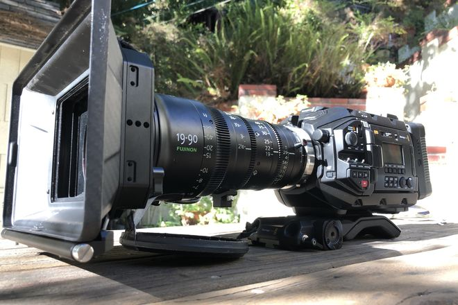 BEST PRICE Fujinon 19-90mm Wide to Telephoto Zoom lens