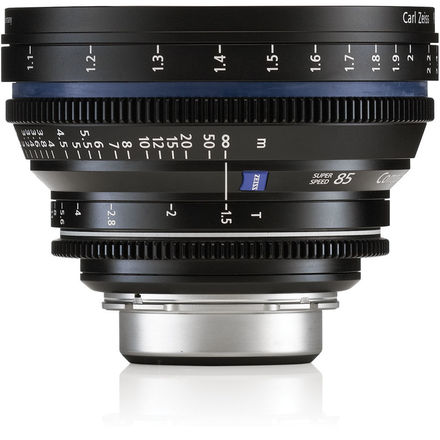 Zeiss Compact Prime CP.2 85mm/T1.5 Super Speed PL Mount‎