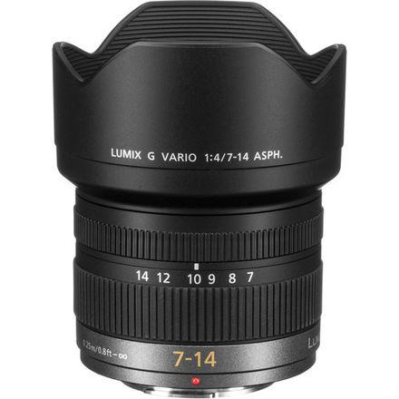 Panasonic Lumix G Vario 7-14mm f/4.0