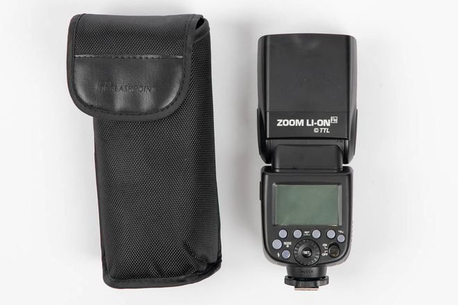 R2 TTL Flash With R2 PRO C Trigger For Canon