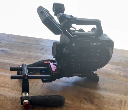Sony FS7 Super 35 Camera (Shooter's Package)