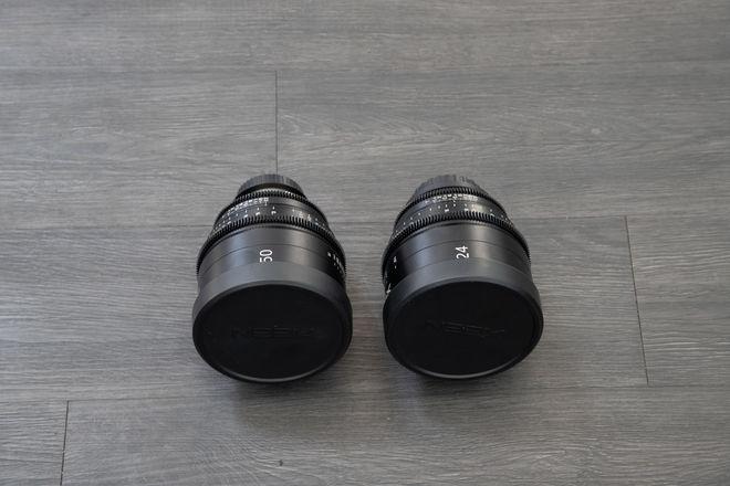 Rokinon XEEN Lens Set